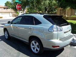 Lexus RX350 After Auto Detailing
