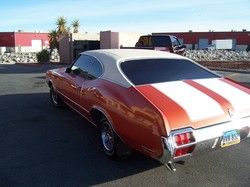 Muscle Car With Auto Detailing