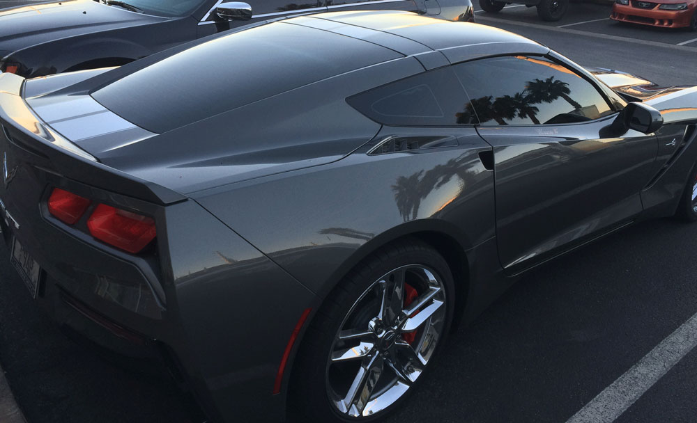 Corvette C7 With A Detailing Job